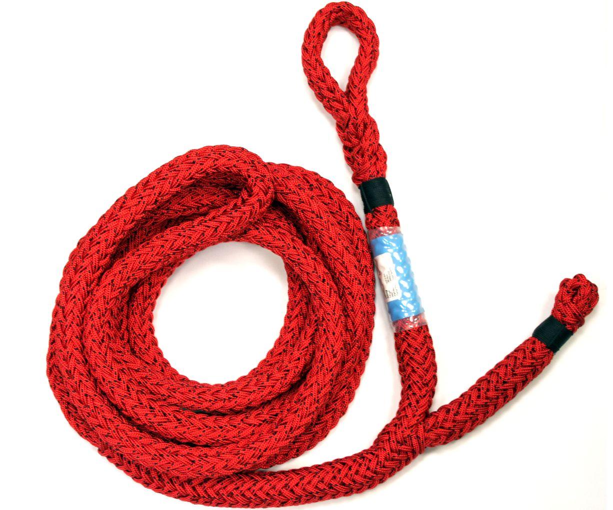Marlow 18mm adjustable whoopie sling (Red) (0.91m - 3.6m)