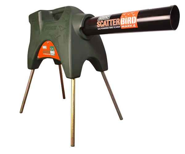 Portek Scatterbird MK4 gas powered bird scarer