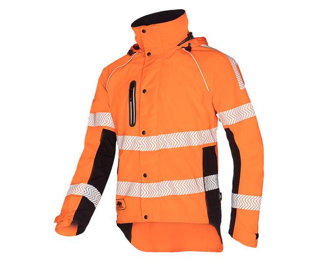 SIP Protection Keiu Hi-Viz rain jacket (Hi-Viz Orange)
