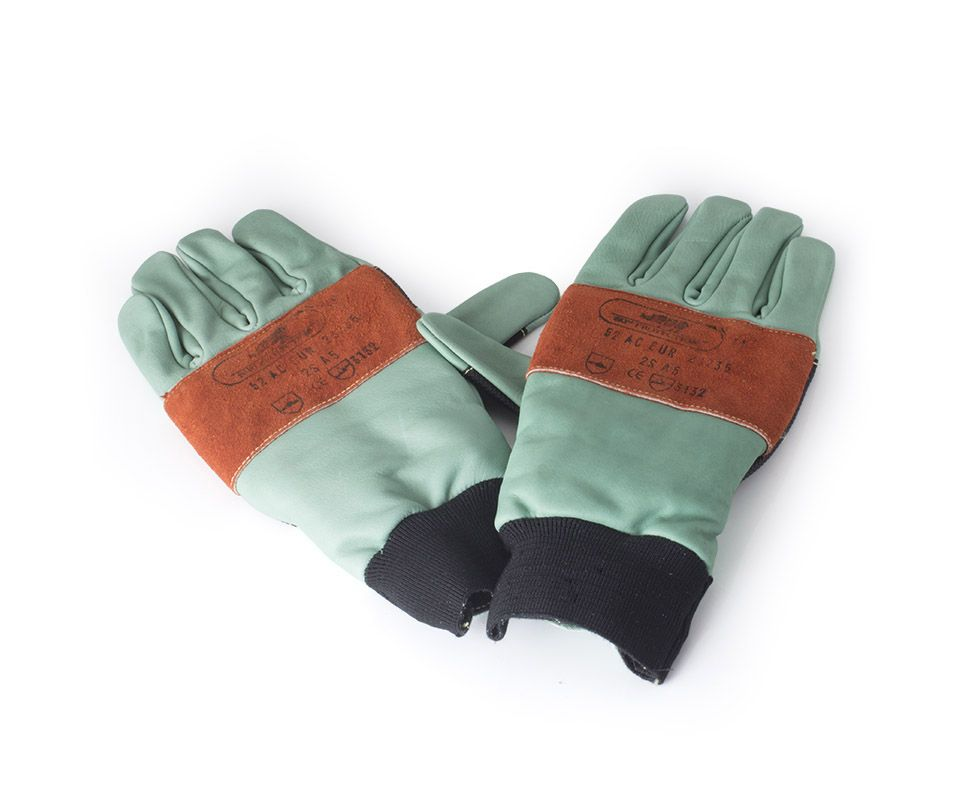 SIP anti-slip chainsaw gloves (Class 1) (8)