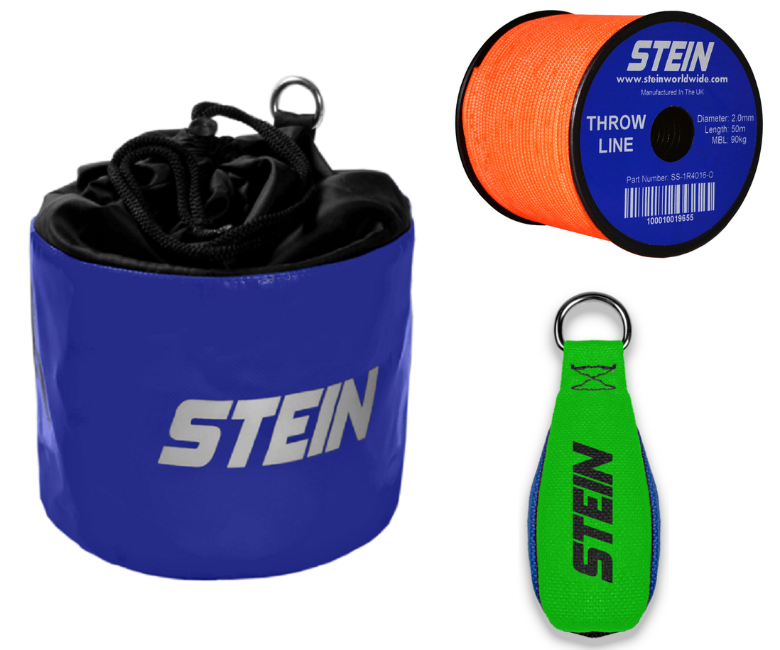Stein Basic throwline kit (14oz/400g)