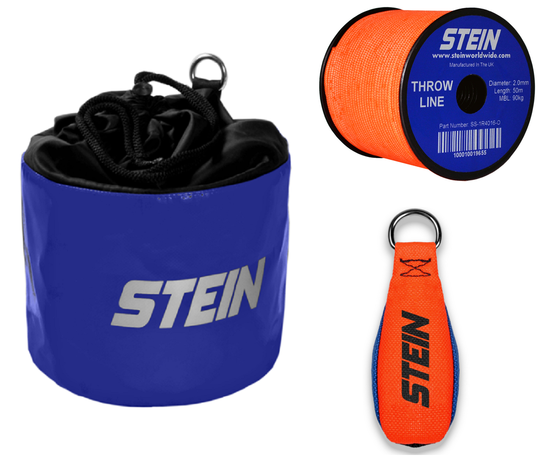 Stein Basic throwline kit (12oz/340g)