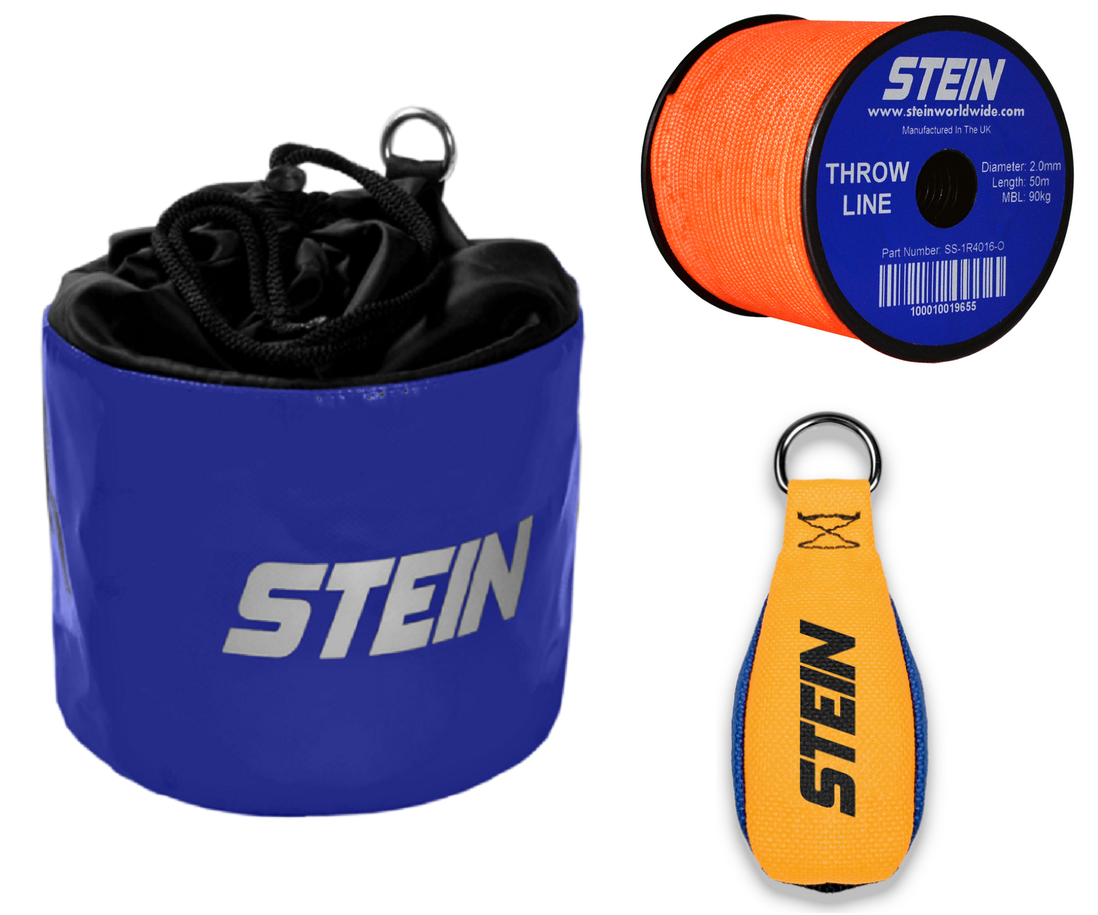 Stein Basic throwline kit (16oz/460g)