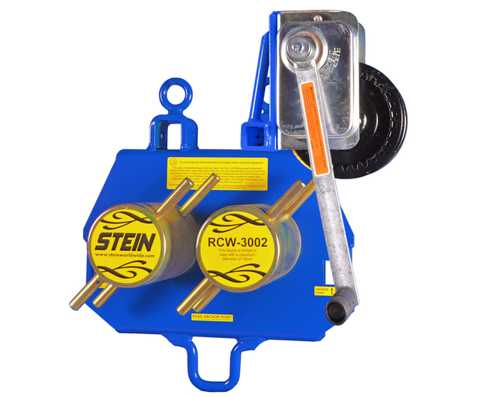 Stein RCW3002 double bollard lowering device & winch (kit)
