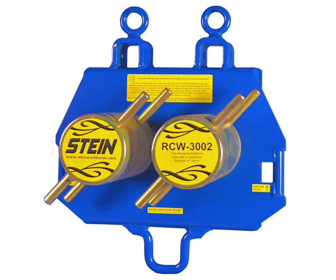 Stein RCW3002 double bollard lowering device