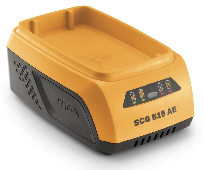 Stiga SCG 515 AE standard charger (for 500 Series batteries)