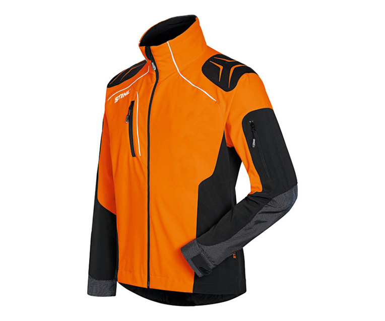 Stihl Advance X-Shell jacket (orange/black)