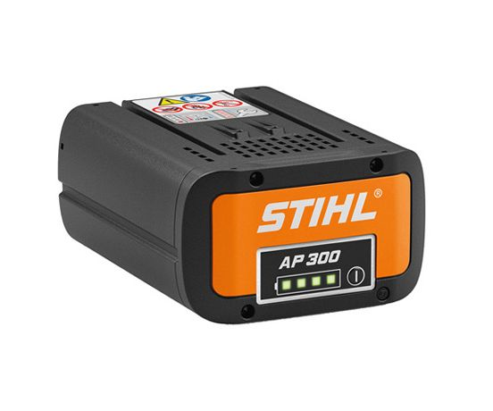 Stihl AP 300 battery for cordless power range