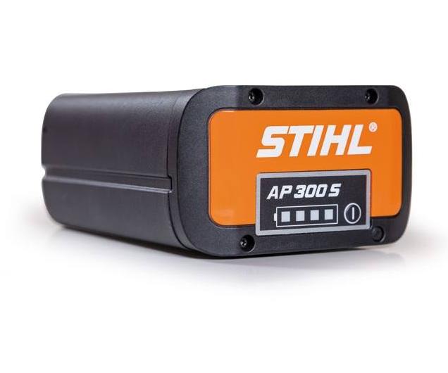 Stihl AP 300 S high capacity battery for cordless power range