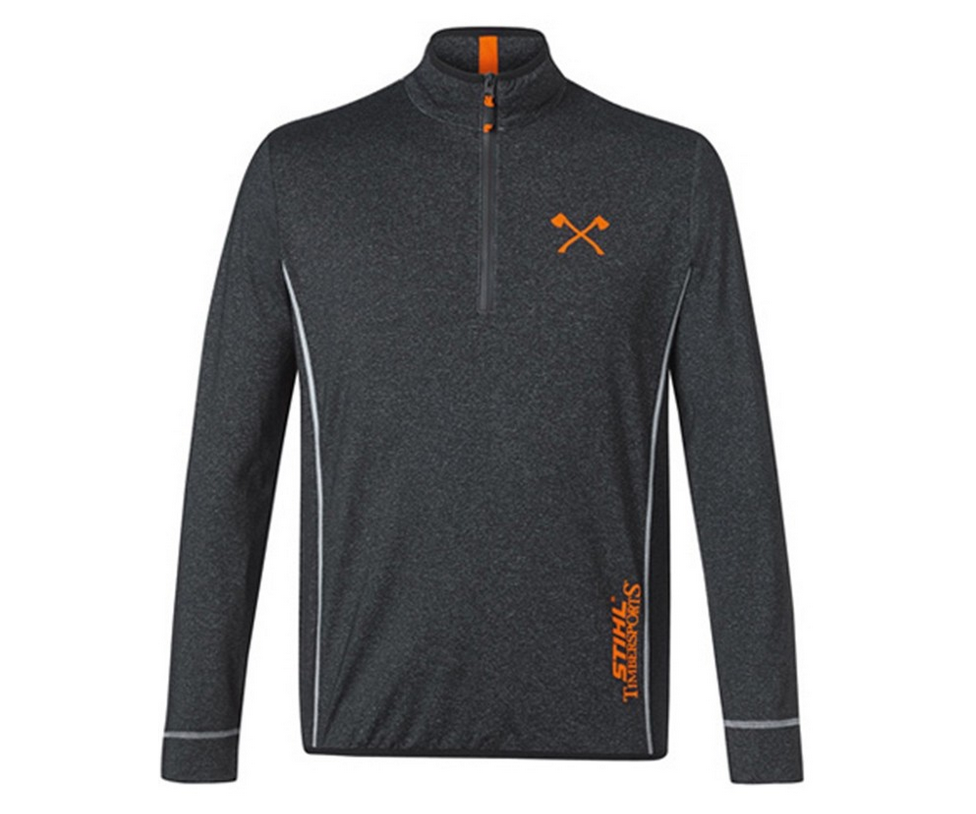 Stihl Timbersports Athletic long sleeved training t-shirt