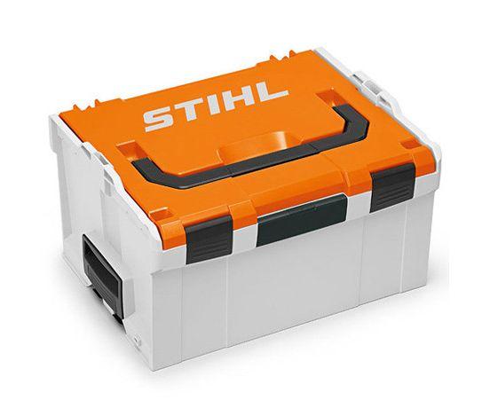 Stihl transport battery and accessory box (medium)