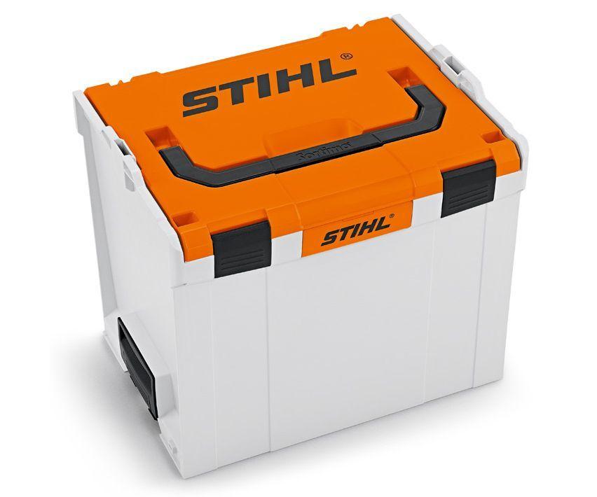 Stihl transport battery and accessory box (large)