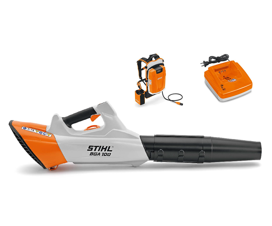 Stihl BGA 100 battery blower (Kit (with battery & charger))