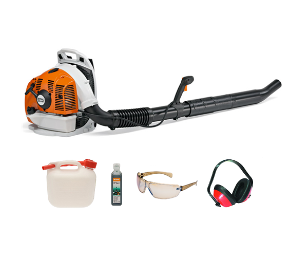 Stihl BR 430 backpack blower (63.3cc) (Machine with PROMO BUNDLE)