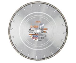 Stihl D-G80 Diamond cutting wheel (ductile iron)