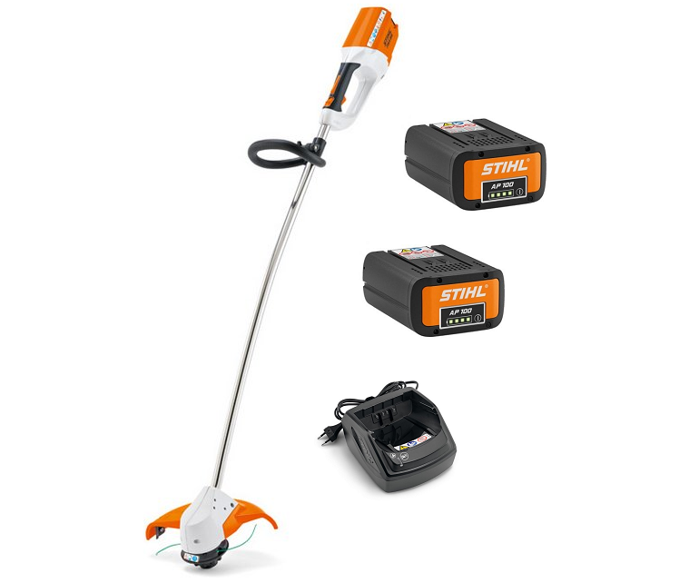Stihl FSA 65 battery brushcutter/strimmer (PROMO KIT (with 2 x batteries & 1 x charger))