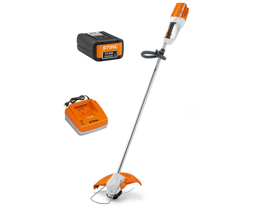 Stihl FSA 85 battery brushcutter/strimmer (Kit (with battery & charger))