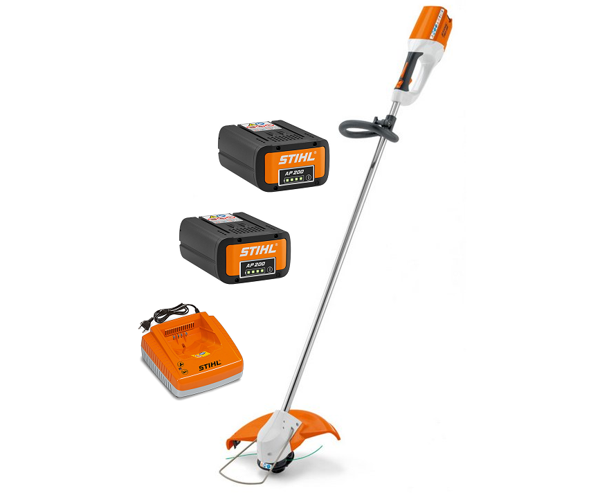 Stihl FSA 85 battery brushcutter/strimmer (PROMO KIT (with 2 x batteries & 1 x charger))