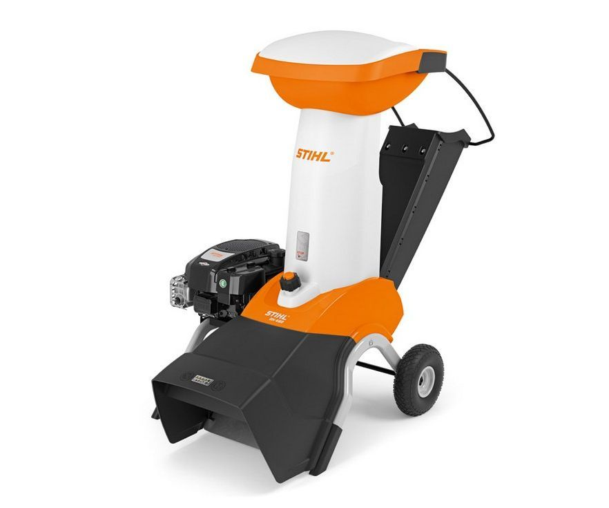 Stihl GH 460 petrol shredder/chipper (up to 60mm diameter)
