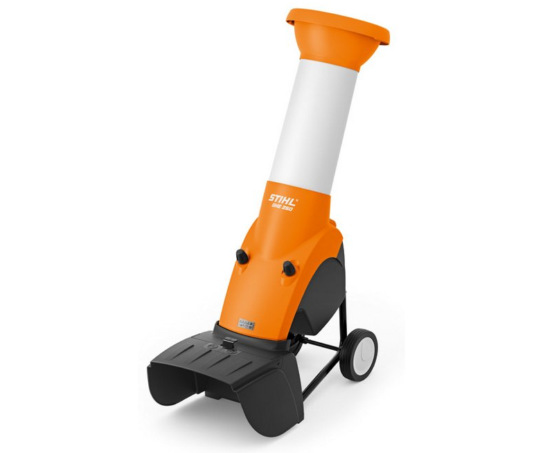 Stihl GHE 250 electric chipper/shredder (up to 30mm diamater)