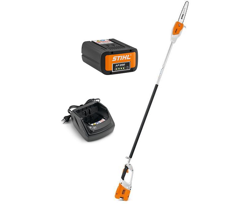 Stihl HTA 65 battery pole saw (12