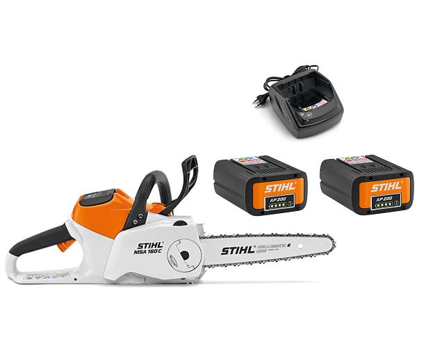 Stihl MSA 160 C-BQ battery chainsaw (12
