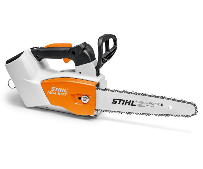 Stihl MSA 161 T battery top handled chainsaw