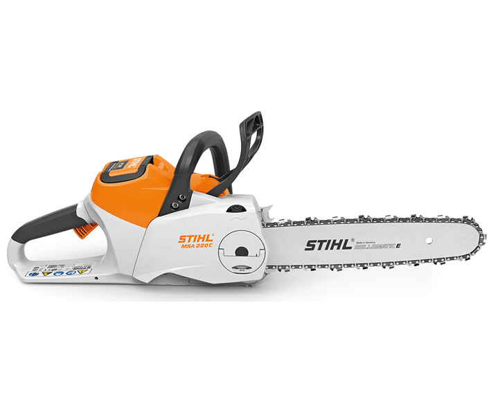 Stihl MSA 220 C-BQ battery chainsaw (14
