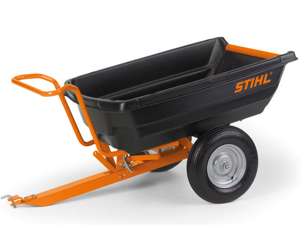 Stihl PICK UP 300 tow trailer
