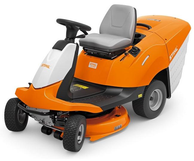 Stihl RT 4082 lawn tractor (80cm cut)
