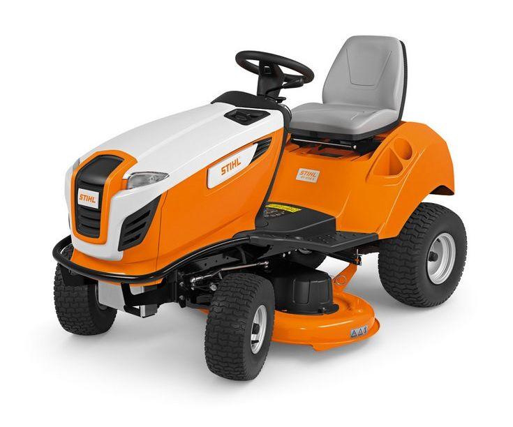 Stihl RT 4112 S lawn tractor (110cm)