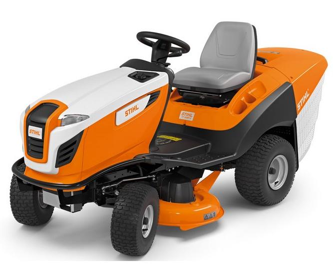 Stihl RT 5097 Z lawn tractor (95cm cut)