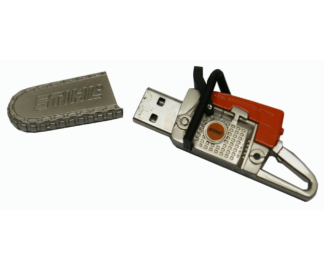 Stihl 8GB chainsaw USB memory stick