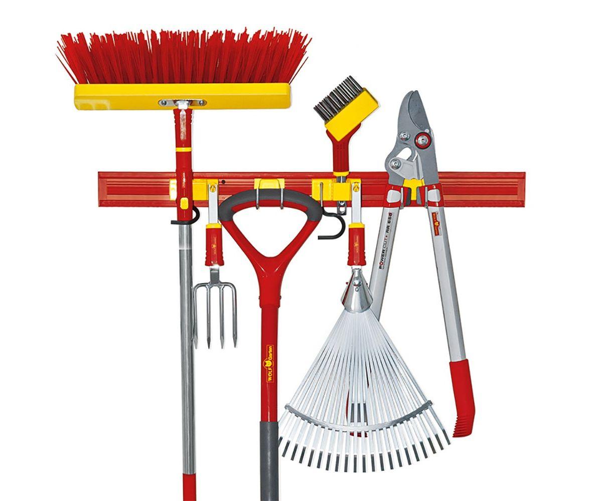 Wolf Garten UMM tool holder system