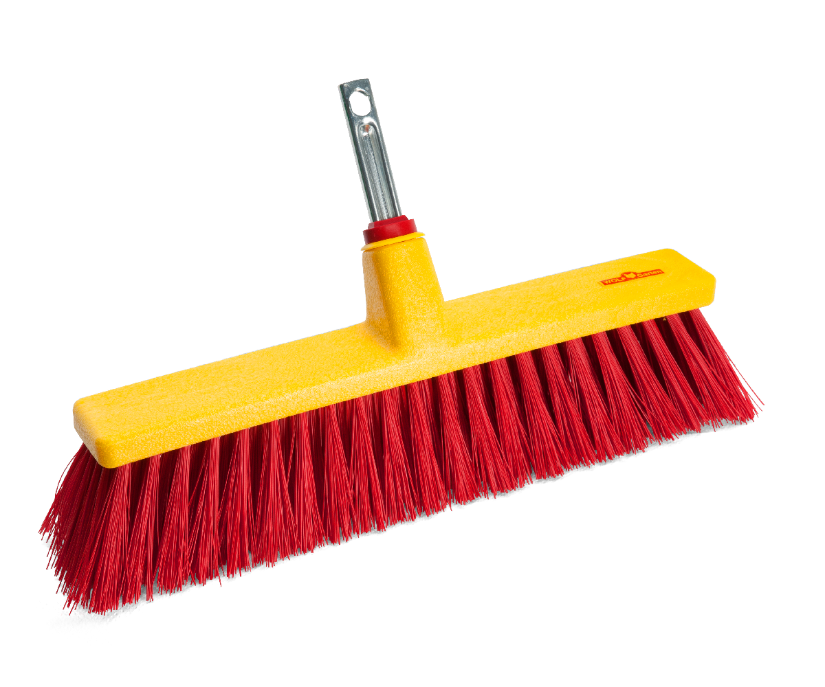 Wolf Garten multi-change B40M patio broom